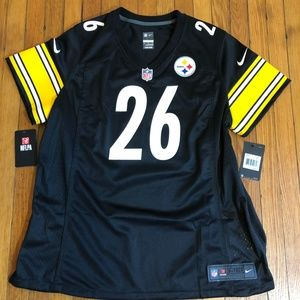 NFL Pittsburgh Steelers Jersey XXL Womens 26 New